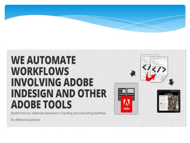 Adobe Tool Plugins | Indesign Server Solutions | Adobe Extension Development | Inkiln Slide 3