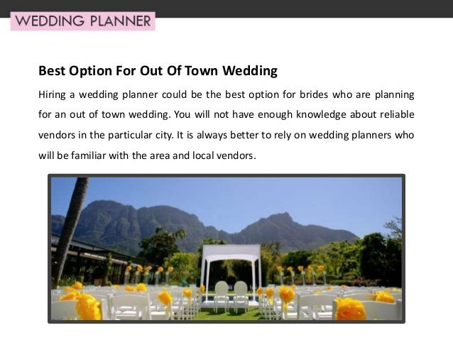 Wedding Planner Sydney: Benefits Of Hiring Wedding Planner In Sydney