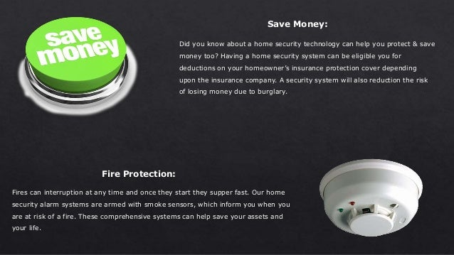 Fires can interruption at any time and once they start they supper fast. Our home security alarm systems are armed with sm...