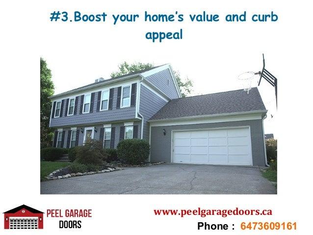 Benefits Of Installing An Insulated Garage Door Peel Garage Doors