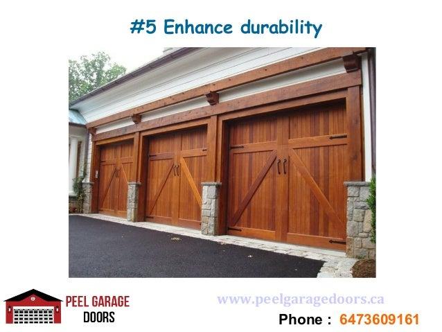 Benefits Of Installing An Insulated Garage Door Peel