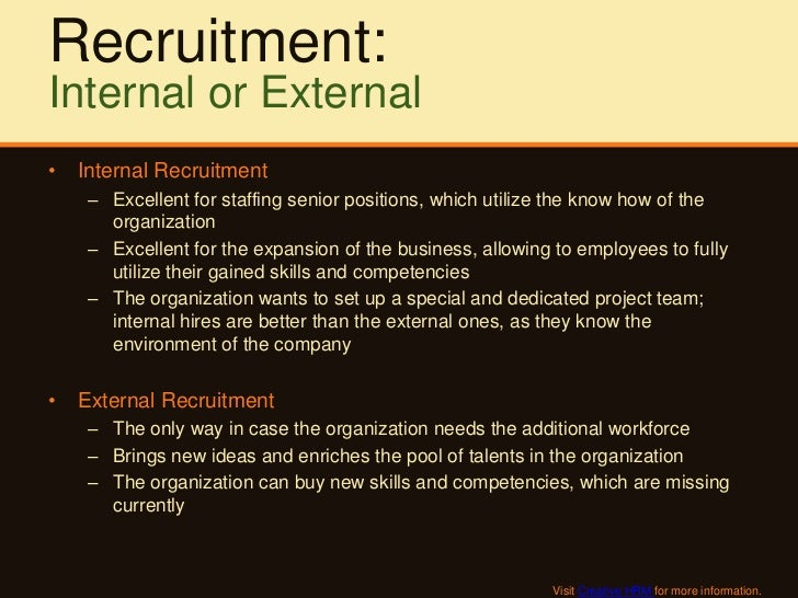 expanding the talent pool recruitment and careers
