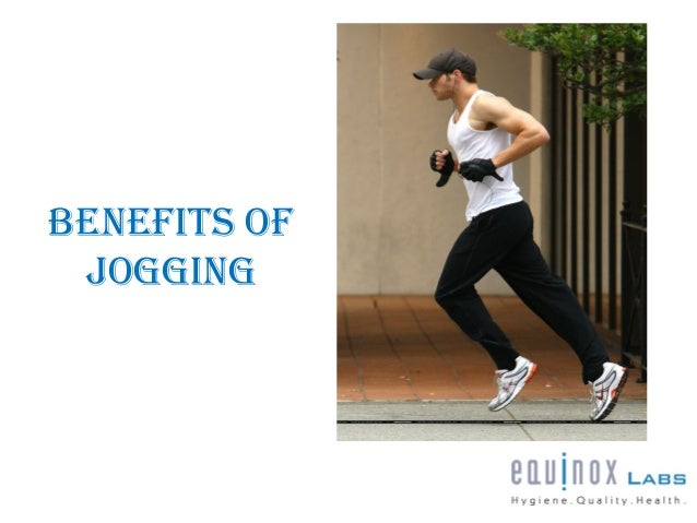 Benefits OfJOgging