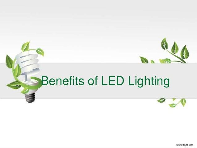 sc 1 st  SlideShare & Benefits of led lights azcodes.com