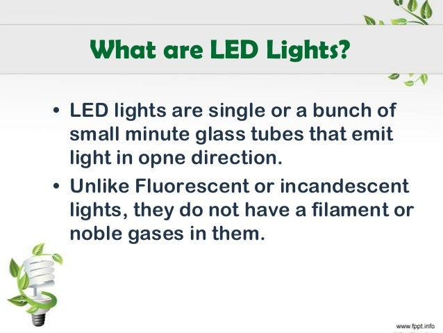 Benefits Of LED Lighting; 2. What Are ... Idea