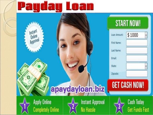 Oakland payday loan image 1