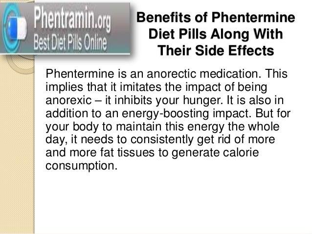 Negative Effects of Diet Pills