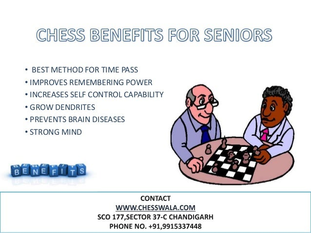 chess benefits for adults