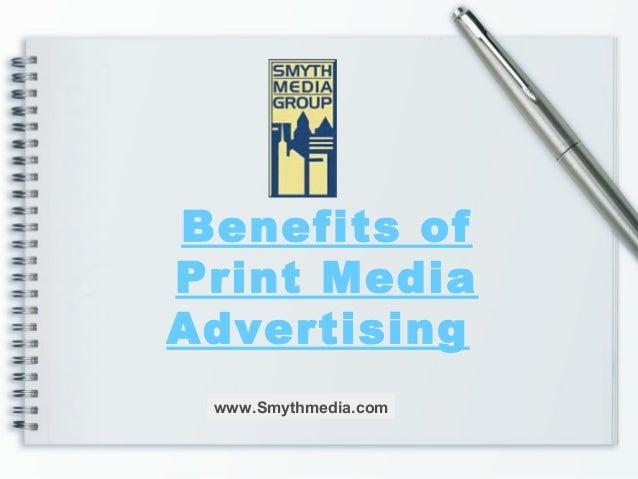 Benefits of Print Media Advertising