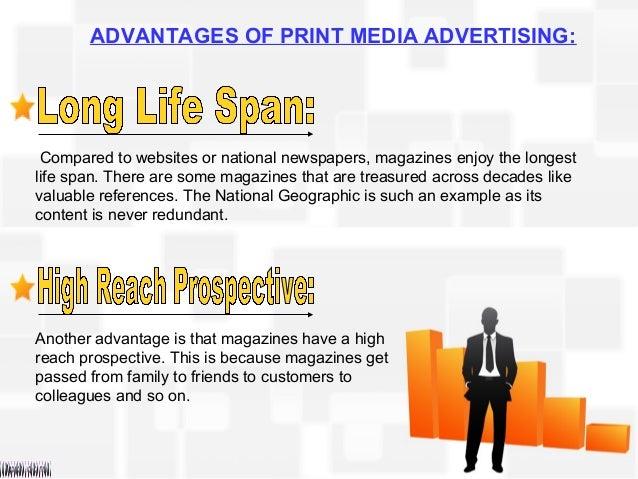 Benefits of Print Media Advertising - White Star Media