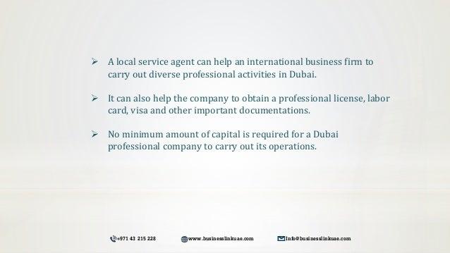 Benefits of Professional Trade License in Dubai
