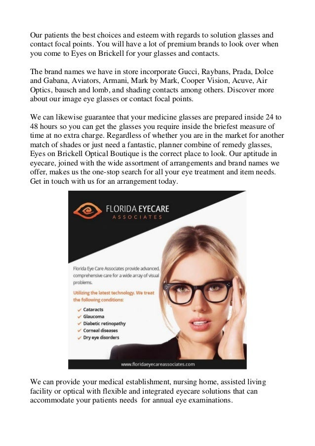 46ebb019546 Benefits of Rayban Miami - Eyes On Brickell Optical Boutique