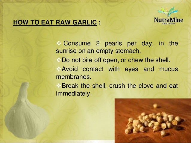 Benefits Of Snow Mountain Garlic
