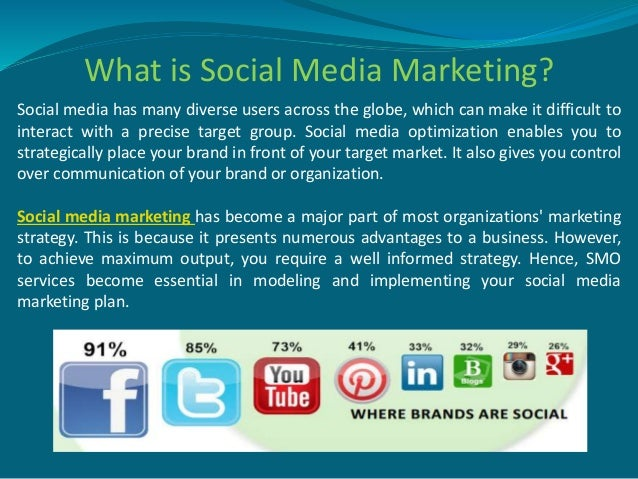 social media marketing benefits pdf