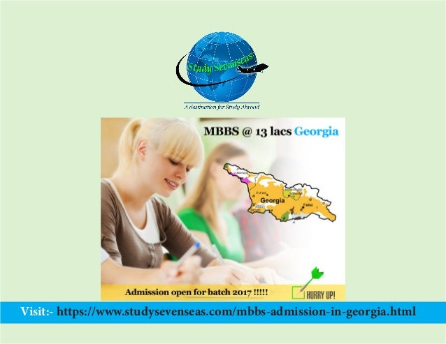 Visit:- https://www.studysevenseas.com/mbbs-admission-in-georgia.html
