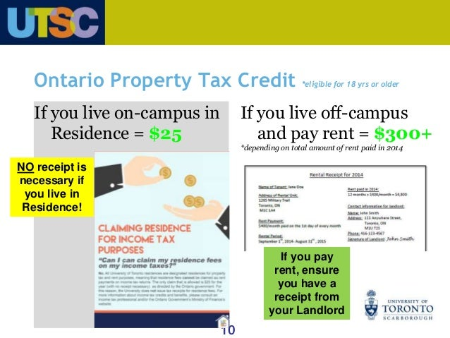 ontario property tax
