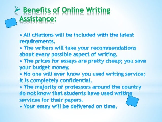 Essay help at the click of a button
