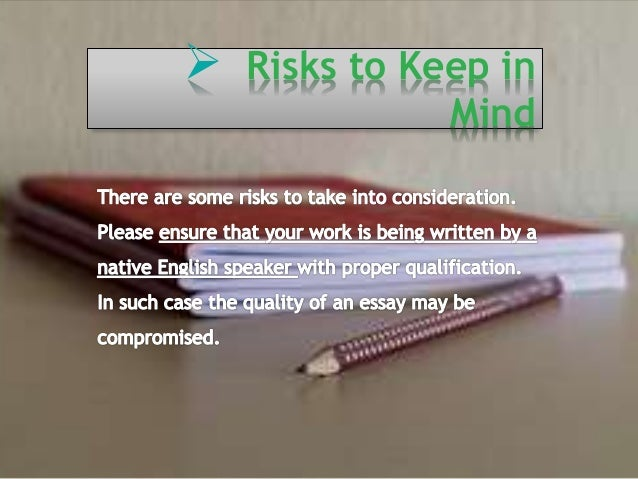 Using essay writing service medical