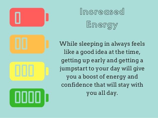 8 Manfaat Bangun Pagi, Memang Baik Untuk Kesehatan