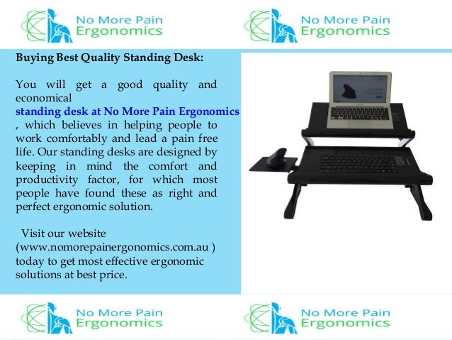 5. Buying Best Quality Standing Desk: ...