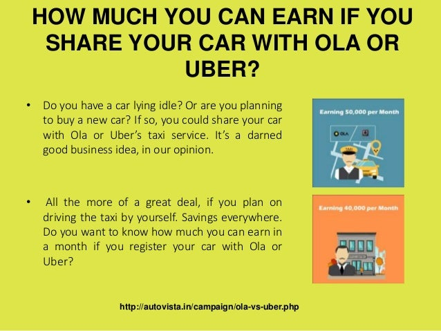 how to attach your car to ola or uber. Black Bedroom Furniture Sets. Home Design Ideas
