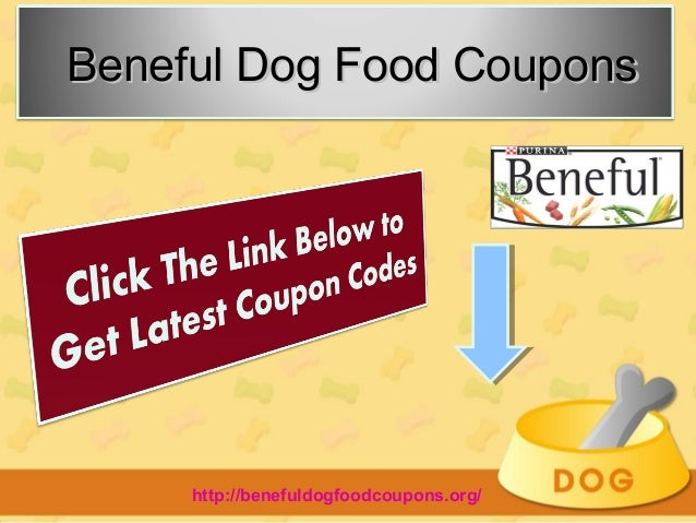 Beneful coupons