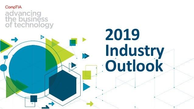 2019 Industry Outlook