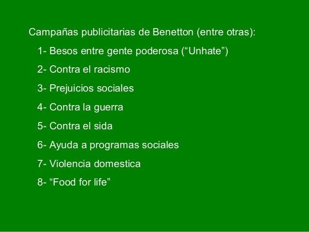 Campa a de benetton for Benetton sida