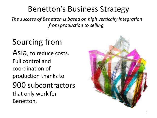 benettons corporate strategy The advertisements are designed to be noticed and provoke reflection on the social issues of concern to the benettons business strategy benetton-dapiran.