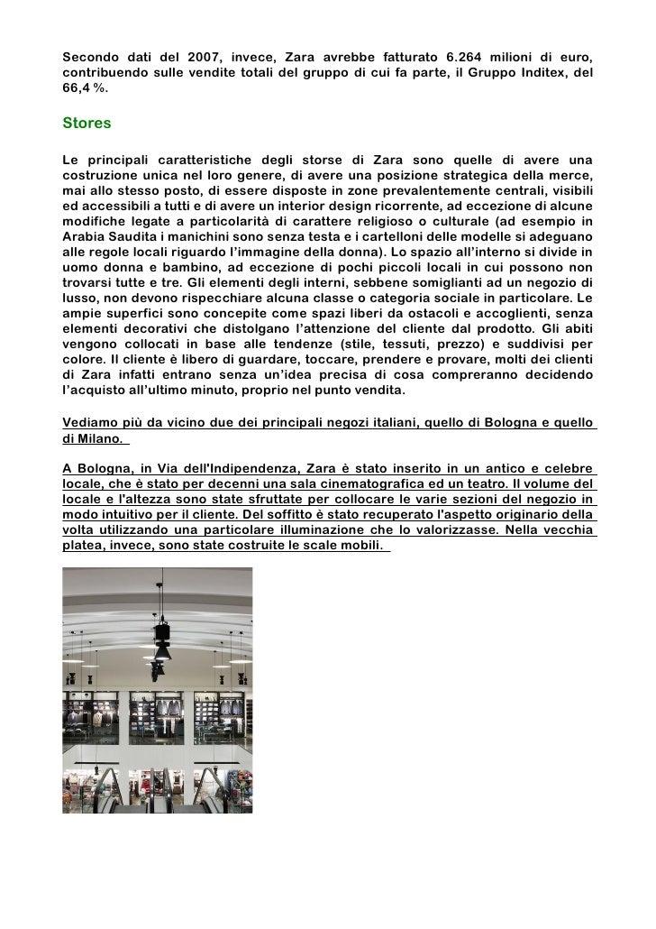 A Milano, invece, in Corso Vittorio Emanuele, è stato aperto uno dei più grandi Zaraal mondo, in un locale di oltre 4000 m...