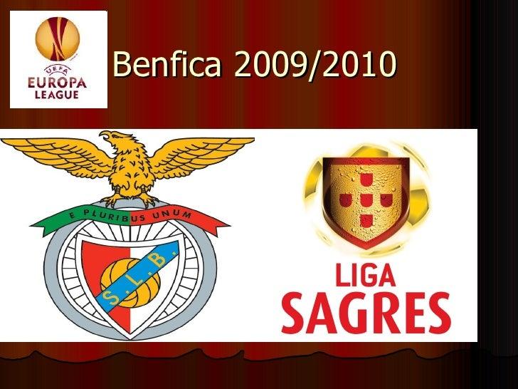 Benfica 2009/2010