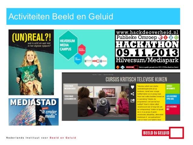 En hoe verder?  • • •  Nieuwe verbindingen curriculum Crossovers zorg, welzijn, ambtenaren Hilversum Media Campus: matchin...