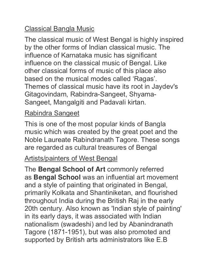 bengal and bengali culture bengal are 37