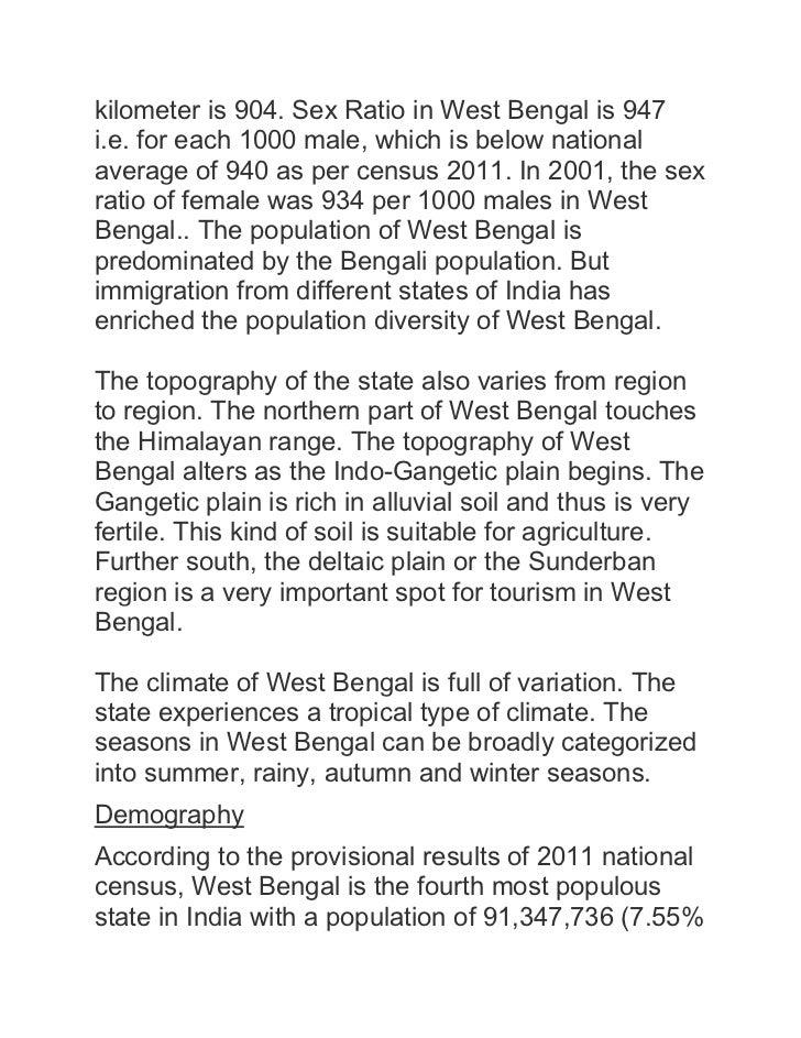 Bengal and bengali culture