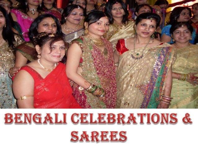 Best Sarees for Bengali Weddings