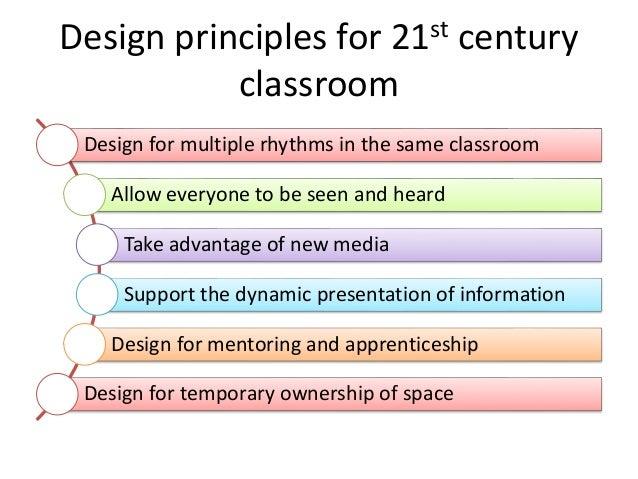 Classroom Design Principles : Bengkel kerjaya sisc