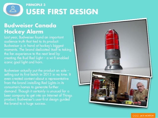 PRINCIPLE 3 USER FIRST DESIGN Target's  Simplicity Challenge As Target monitored the issues and conversations that were i...