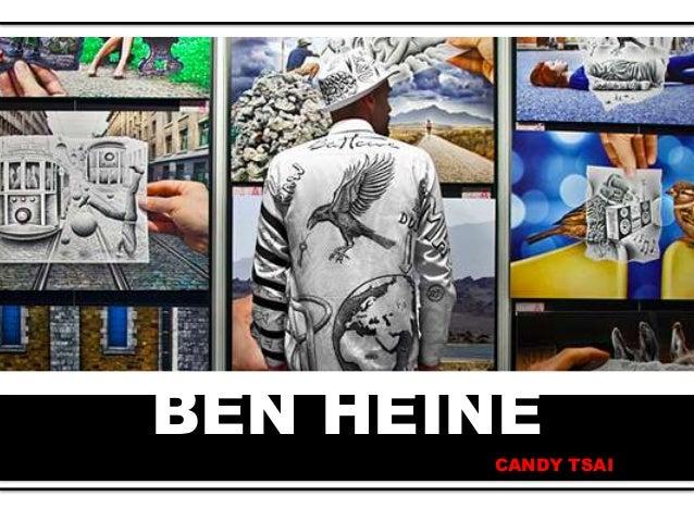 BEN HEINE CANDY TSAI