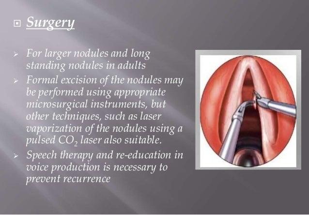 benign disorders of larynx. Black Bedroom Furniture Sets. Home Design Ideas