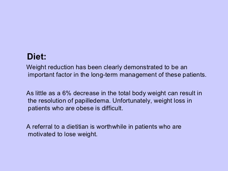 Dietary plan to lose weight