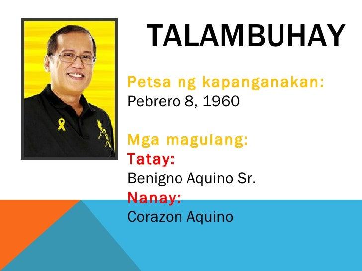 Talambuhay ng datovania pangulong Ferdinand Marcos