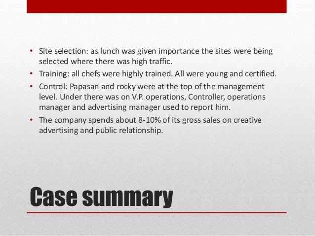 benihana tokyo case summary This case is about business get your benihana of tokyo case solution at thecasesolutionscom thecasesolutionscom is the.