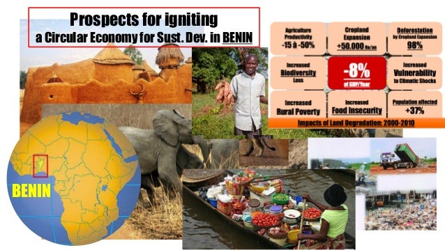 Prospects for igniting a Circular Economy for Sust. Dev. in BENIN BENIN