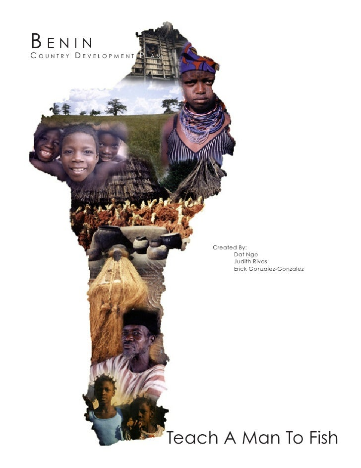 Benin Country Development plan                                     Created By:                                       Dat N...