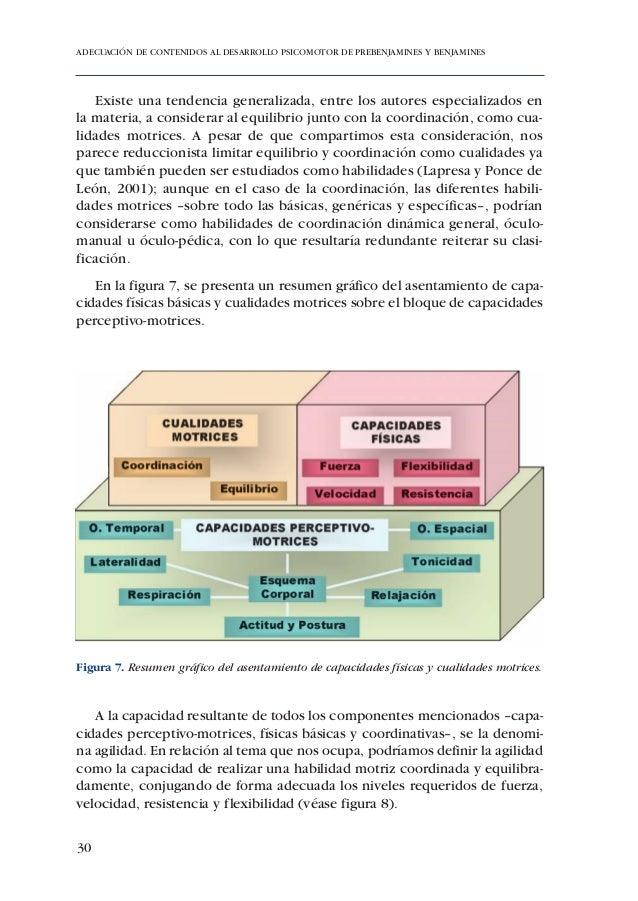 ADECUACIÓN DE CONTENIDOS AL DESARROLLO PSICOMOTOR DE PREBENJAMINES Y BENJAMINES2.2. DESARROLLO DE LA CONDICIÓN FÍSICA2.2.1...