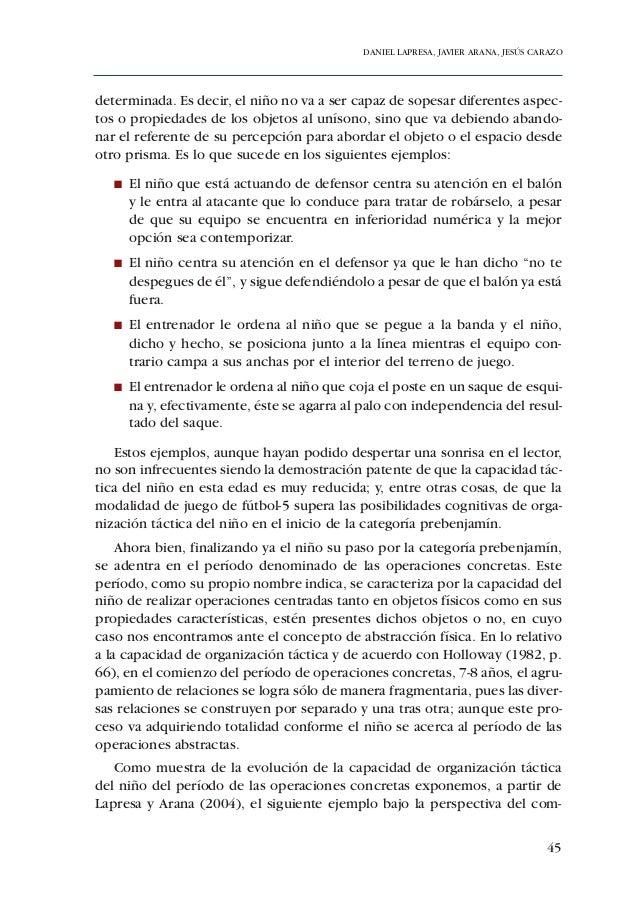 DANIEL LAPRESA, JAVIER ARANA, JESÚS CARAZO   Pasamos ya a presentar nuestra propuesta de adaptación de la técnica fut-bolí...