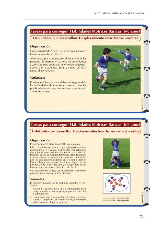 DANIEL LAPRESA, JAVIER ARANA, JESÚS CARAZObásicas adaptadas para la categoría prebenjamín, a partir de la técnica futbo-lí...