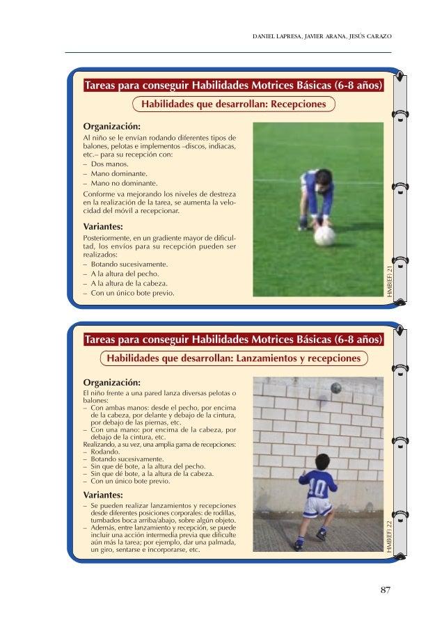 ADECUACIÓN DE CONTENIDOS AL DESARROLLO PSICOMOTOR DE PREBENJAMINES Y BENJAMINES100