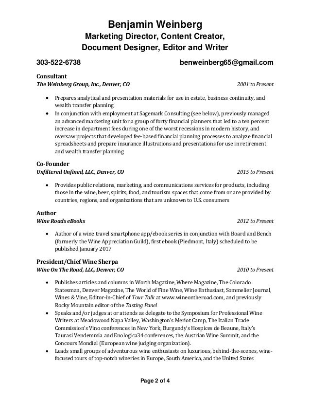 for lead analysis and generation initiatives 2 - Writer Editor Resume