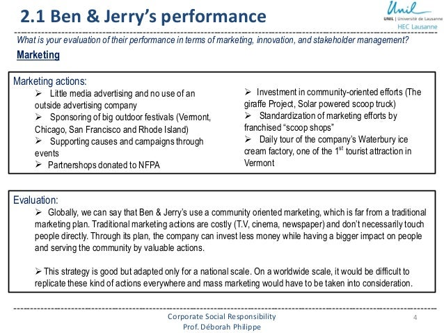 ben and jerry video case study Learn how scoop shop ben & jerry's uses dropbox business to share files more easily with external partners and vendors.